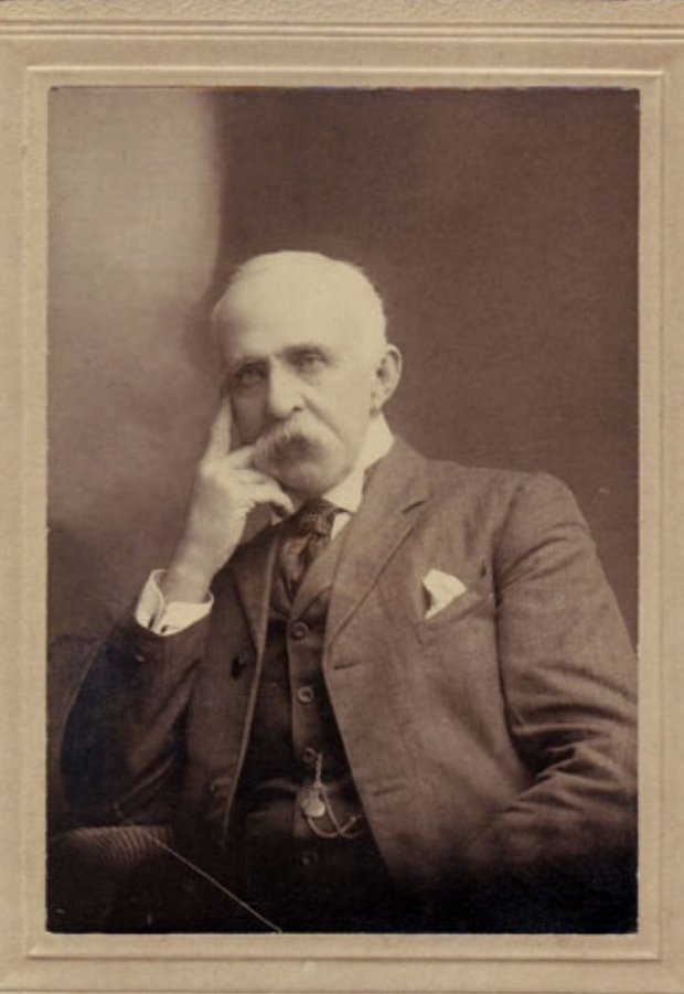 Photo of James Pritchard. http://www.nbbd.com/godo/PritchardHouse/index.html