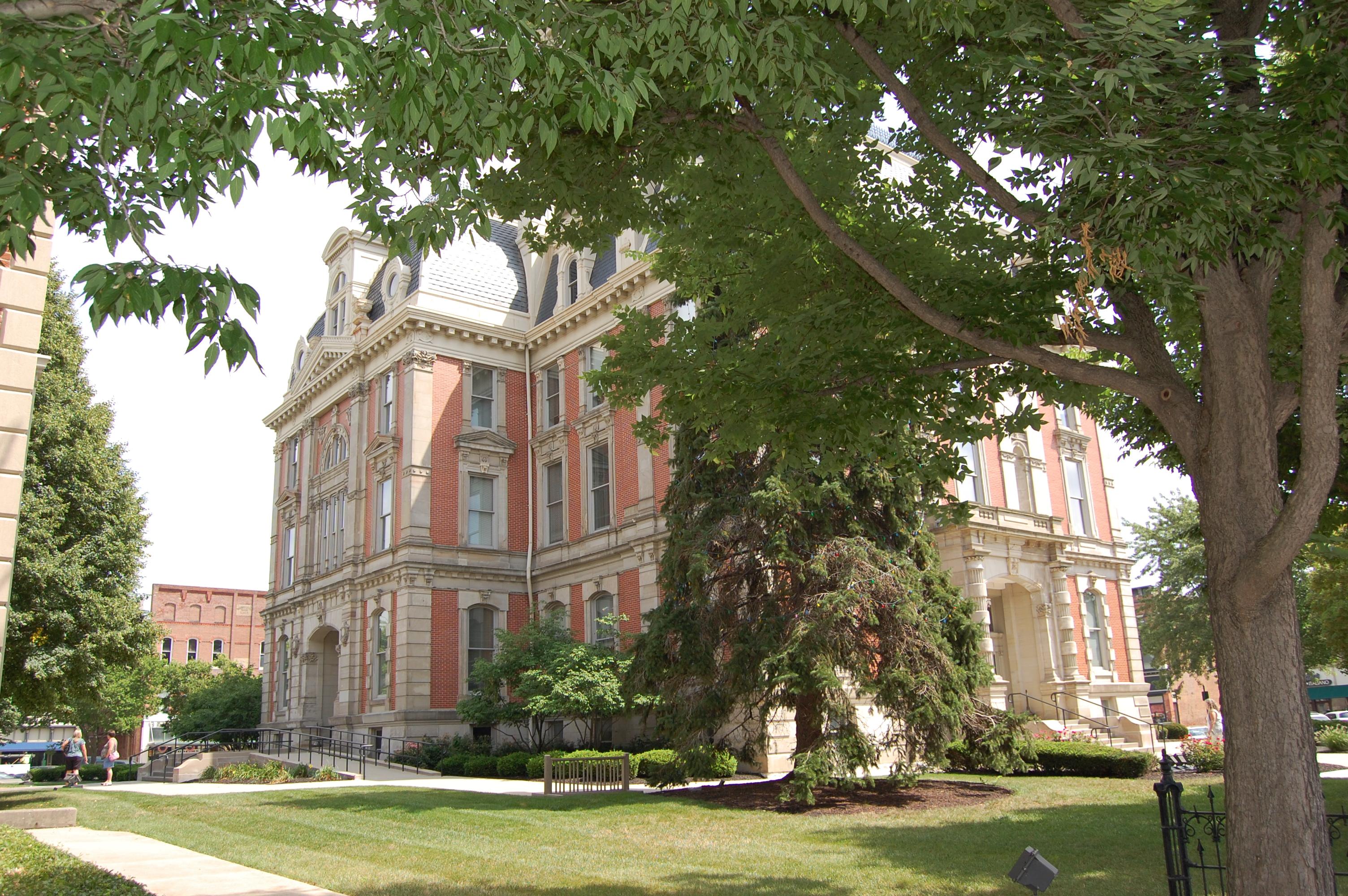 Hamilton County Court House