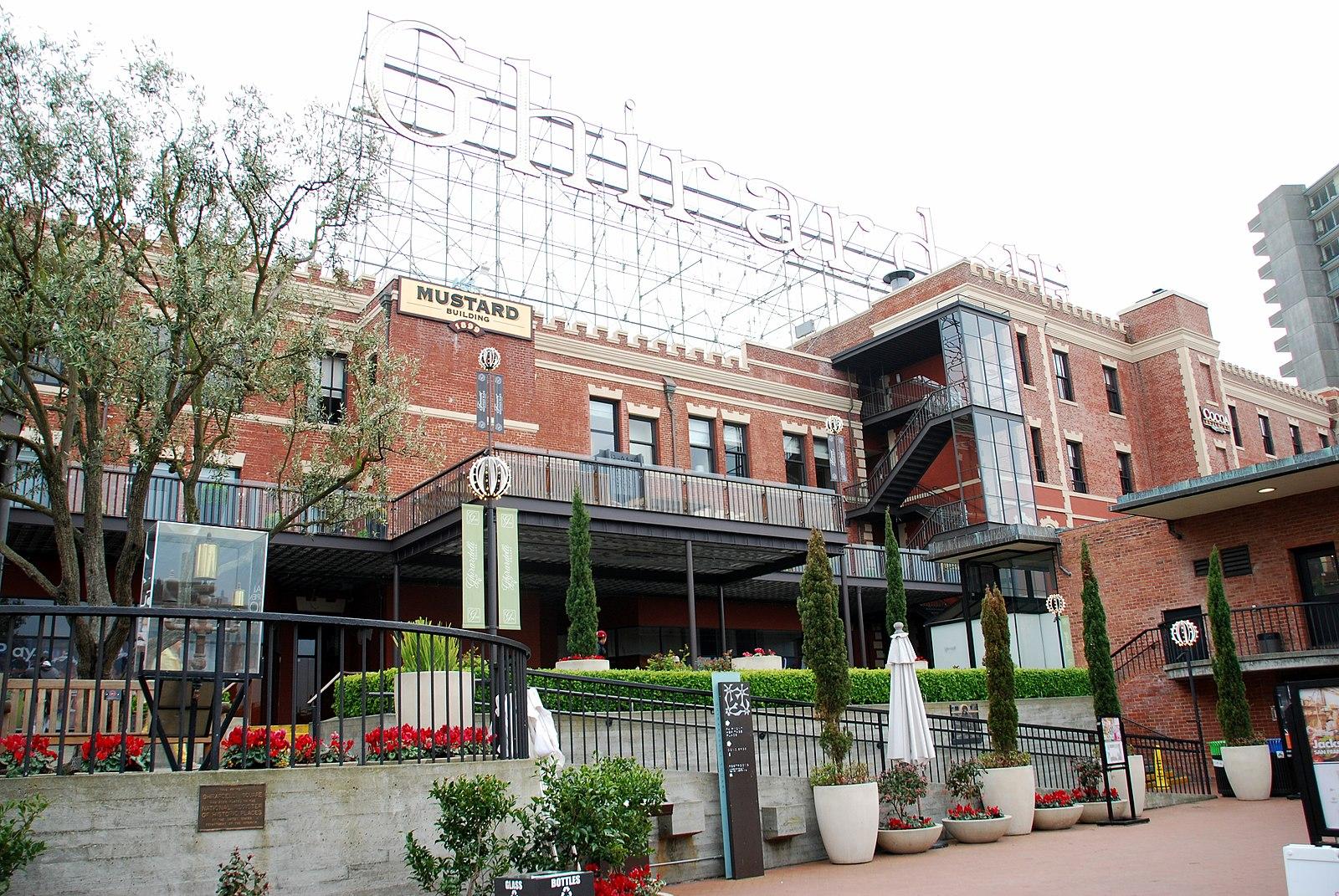 Ghirardelli Building in Ghirardelli Square, San Francisco