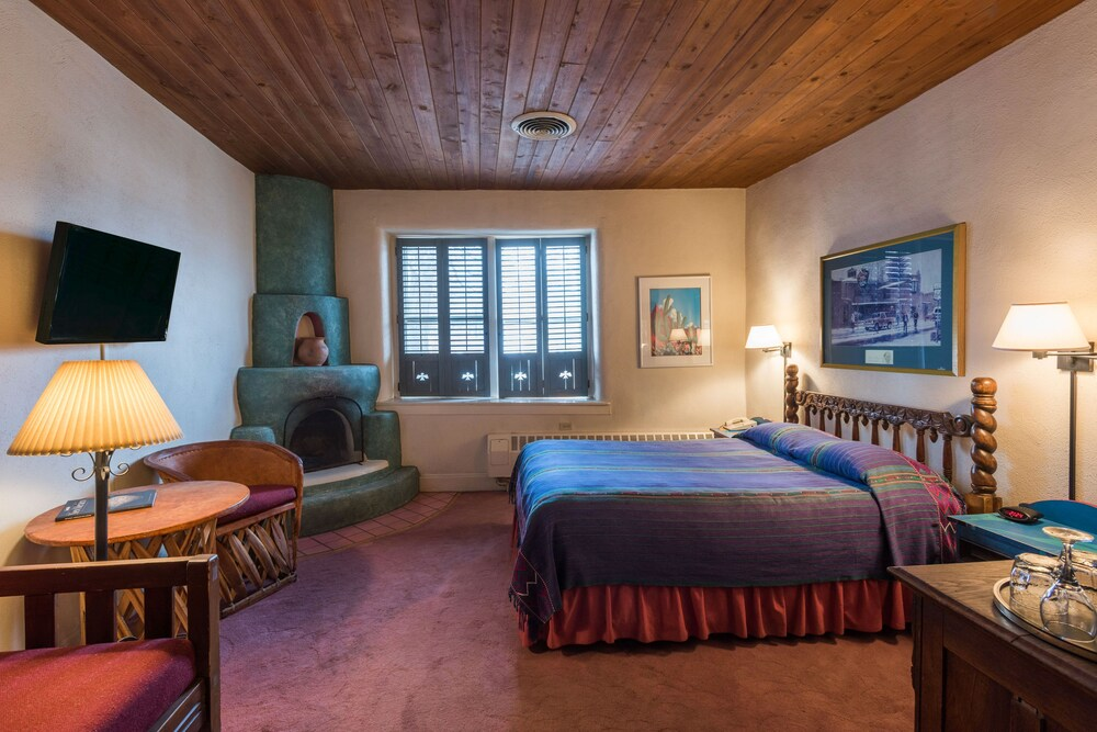 Sleep in Style: One of the Many Rooms at the Inn