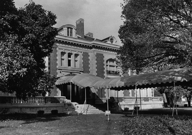 The Mansion Restaurant (1977-1981)