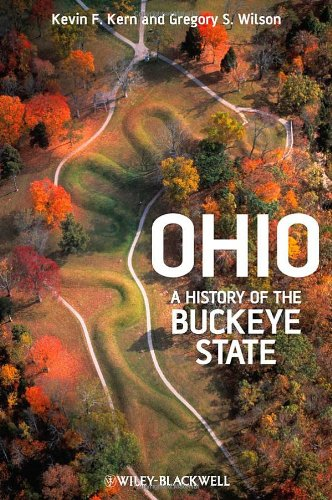 Ohio: A History of the Buckeye State-Click the link below for more information about this book