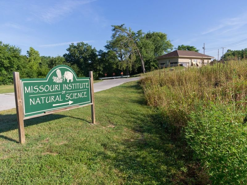 The Missouri Institute of Natural Science was founded in 2003 and the opened to the public in 2009.