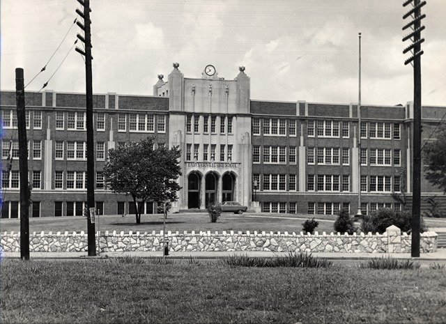 East High School in Nashville, Tennessee.