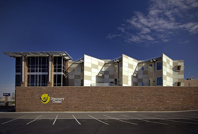 Discovery Center Springfield opened in 1998.