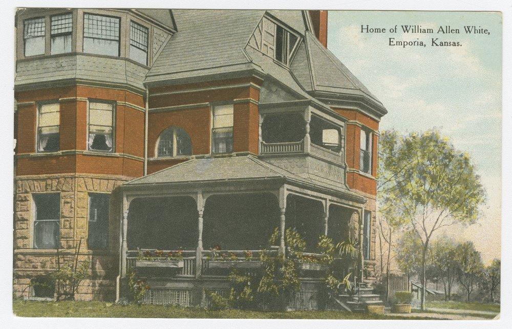A postcard of Red Rocks circa 1930
