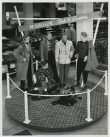 The Men's Section at Kaufmann's (circa 1950s-1960s)