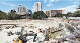 Waller Creek Construction (c.2017)