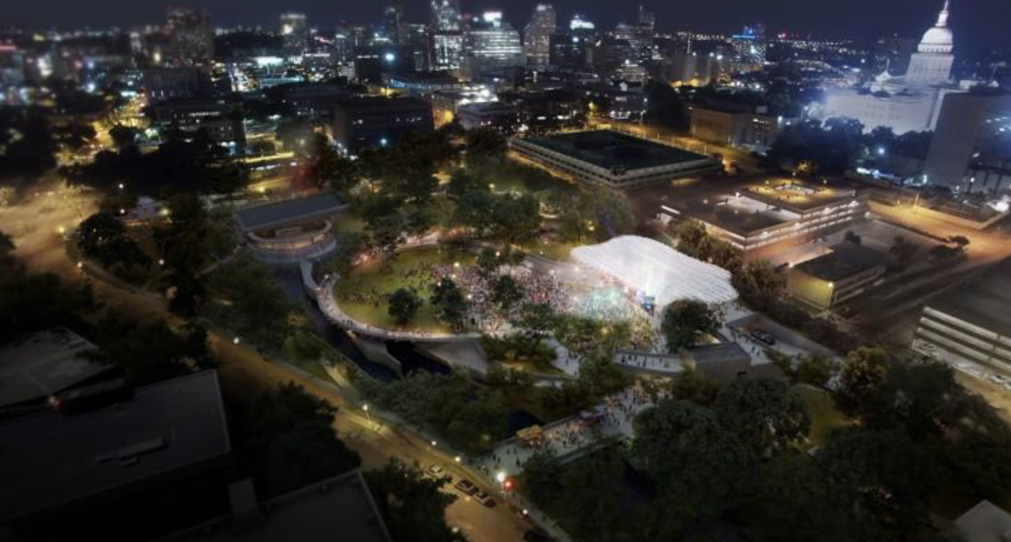 Waterloo Park Expected to finish in 2019
