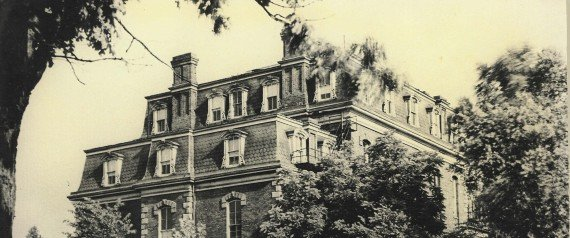 The original Howard Medical College's first graduating class was comprised of eight students and 5 five professors including Dr. Augusta.