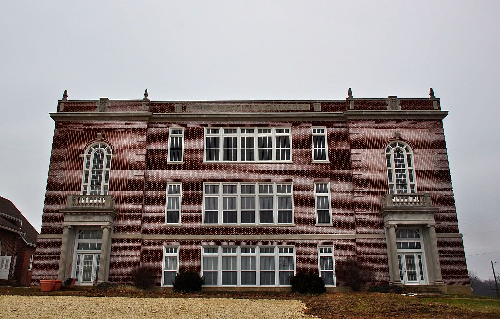 The Bollinger County Museum of Natural History is housed in the former arts and sciences building of Will Mayfield College.