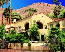 The Historic Willows Inn in Palm Springs