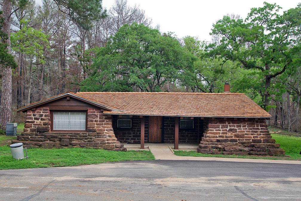 Bastrop State Park Cabin #14 which is ADA Accessible