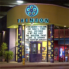 """""""Everything people liked about the movies, I tried to make into a movie central."""" - Larry Smith, former manager of the Neon Movies."""