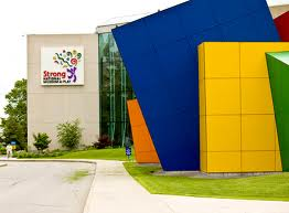 The National Museum of Play was founded in 1968 by Margaret Woodbury Strong.