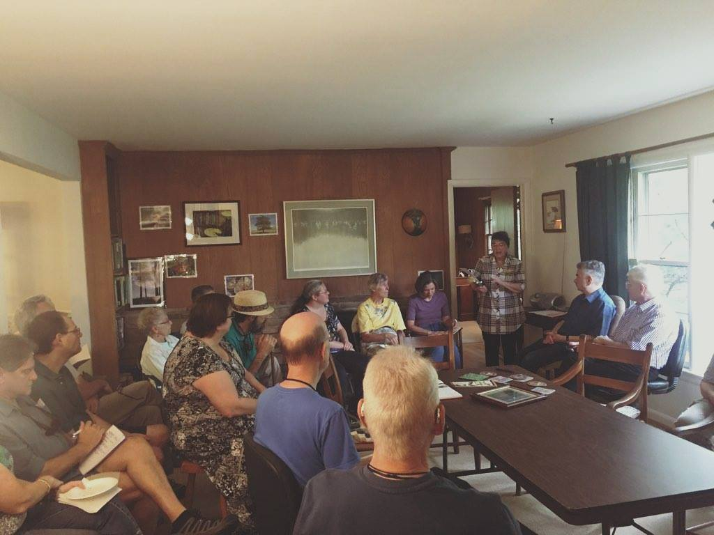 An history and nature series held in the Carson House and sponsored by the RCLA in 2018.
