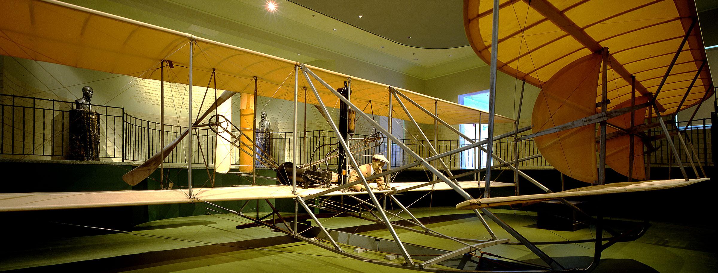 The 1905 Wright Flyer III