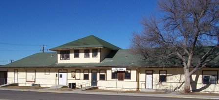 The Jerome County Historical Society Museum was founded in 1981 and is located in the former Southern Idaho Railway depot.