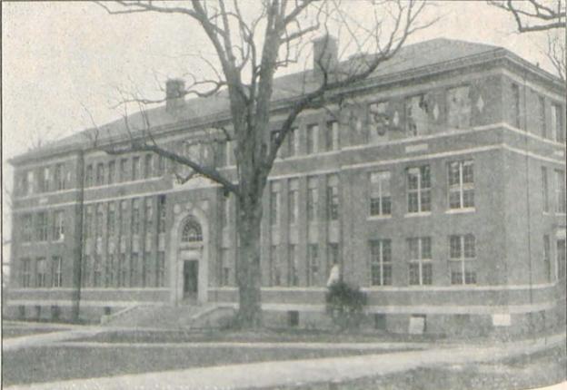 Murphey Hall in 1925
