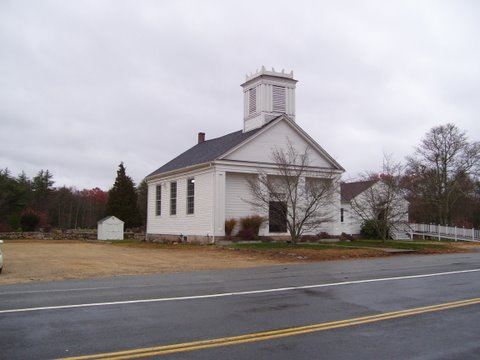 Baptist Church in Exeter (Chestnut Hill Baptist Church)