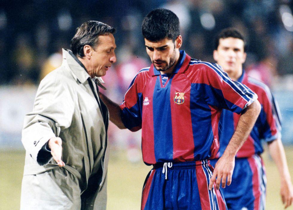 Johan y Guardiola