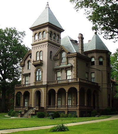 The Mallory-Neely House is open to the public once again.
