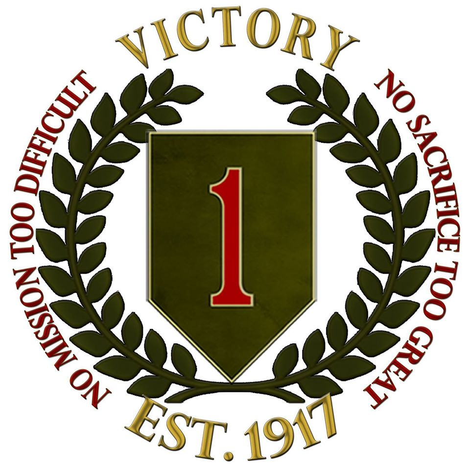 "1st Infantry Division ""The Big Red One"""