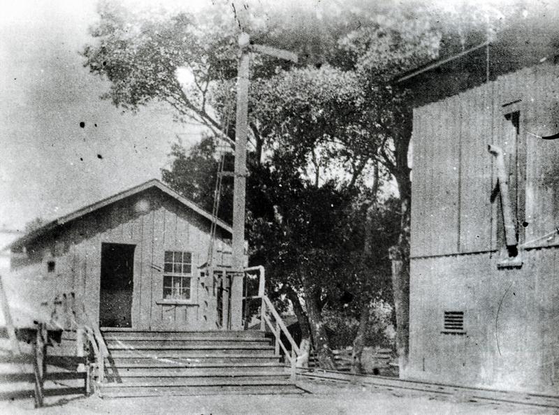 Lang Station