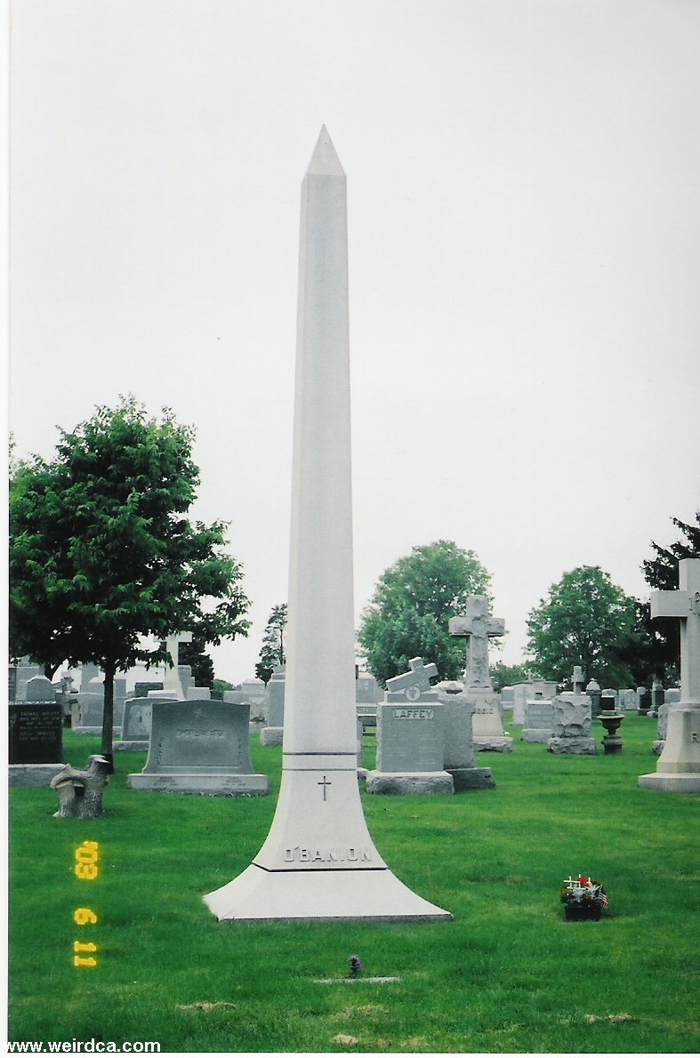 Dean O'Banion gravesite