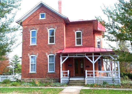 The Jewett House.