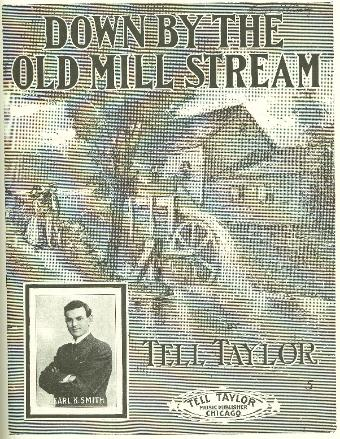 """Down by the Old Mill Stream"" Cover"