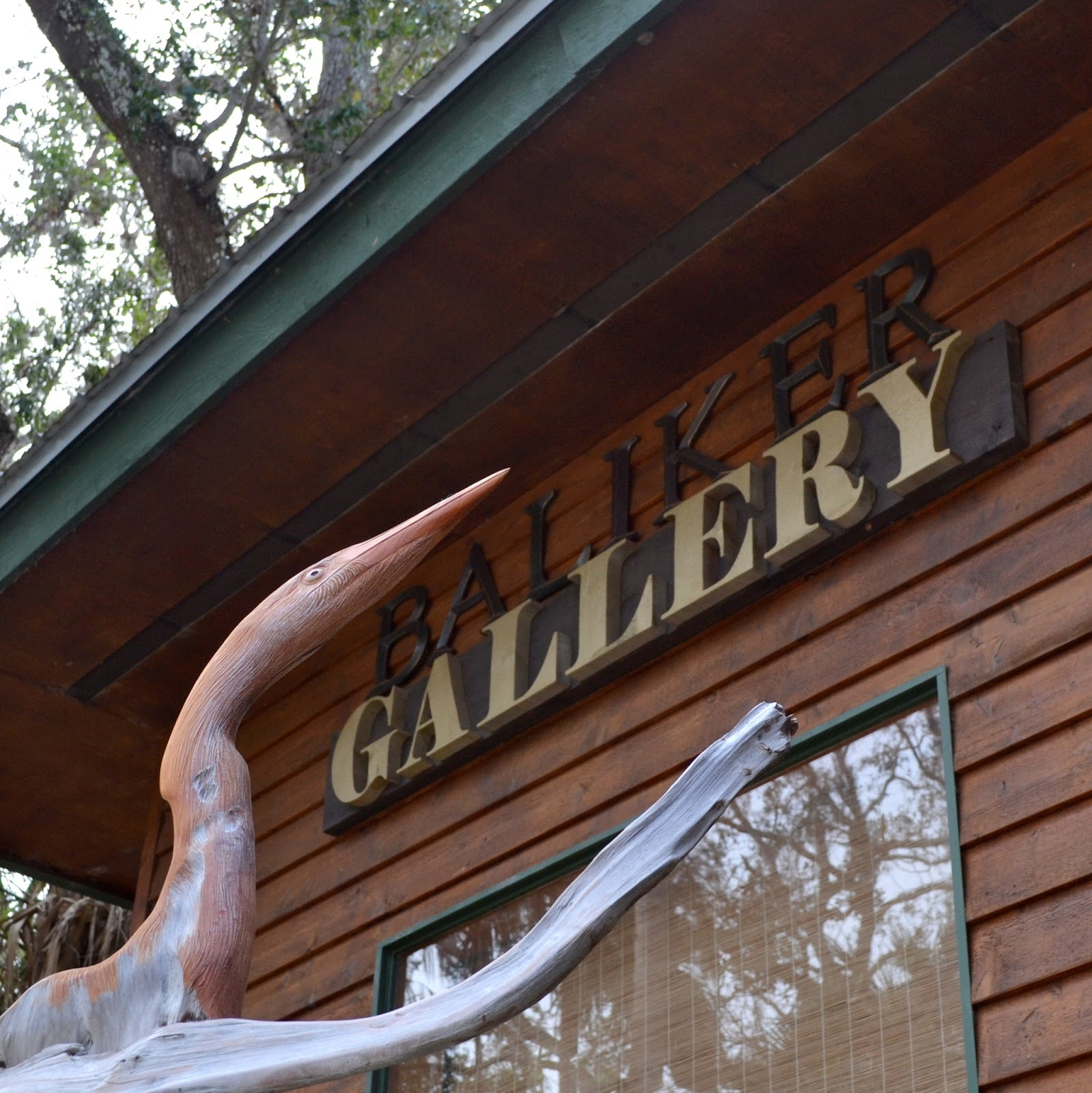 Front of Baliker Gallery. Credit: LuAnn (MyPaisleyWorld)