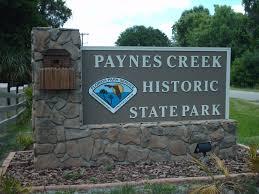 Paynes Creek Historic State Park