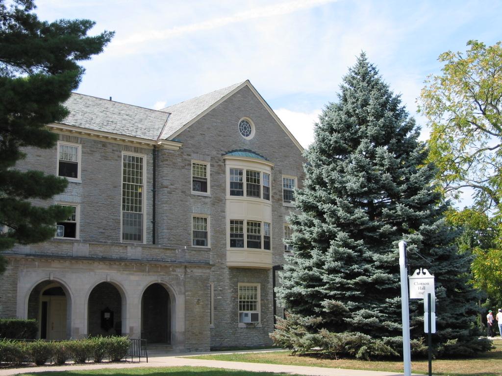 Clawson Hall