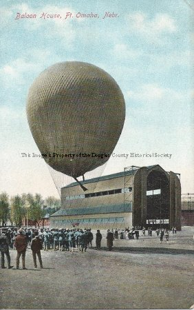 Fort Omaha Ballon School