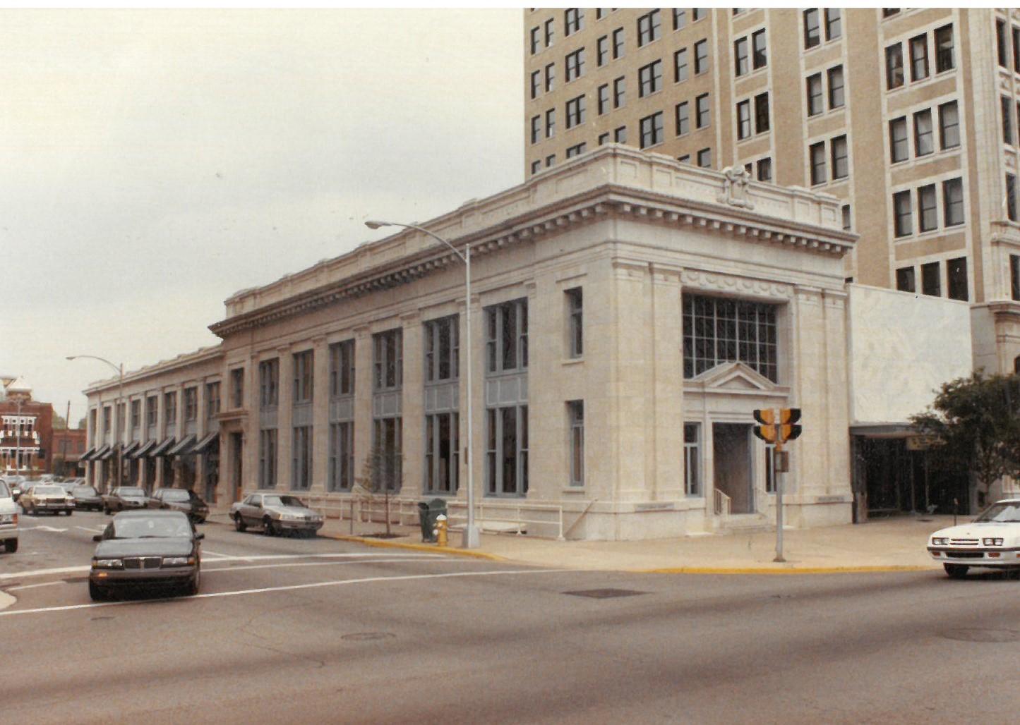 Union Savings Bank Bldg. c.2005