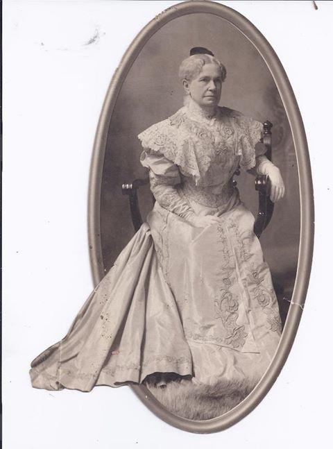 Lucy Ann Kidd-Key