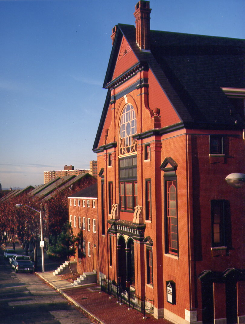 Orchard Street United Methodist Church - Orchard Street View