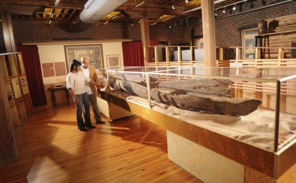 One of the Museum's Many Exhibits