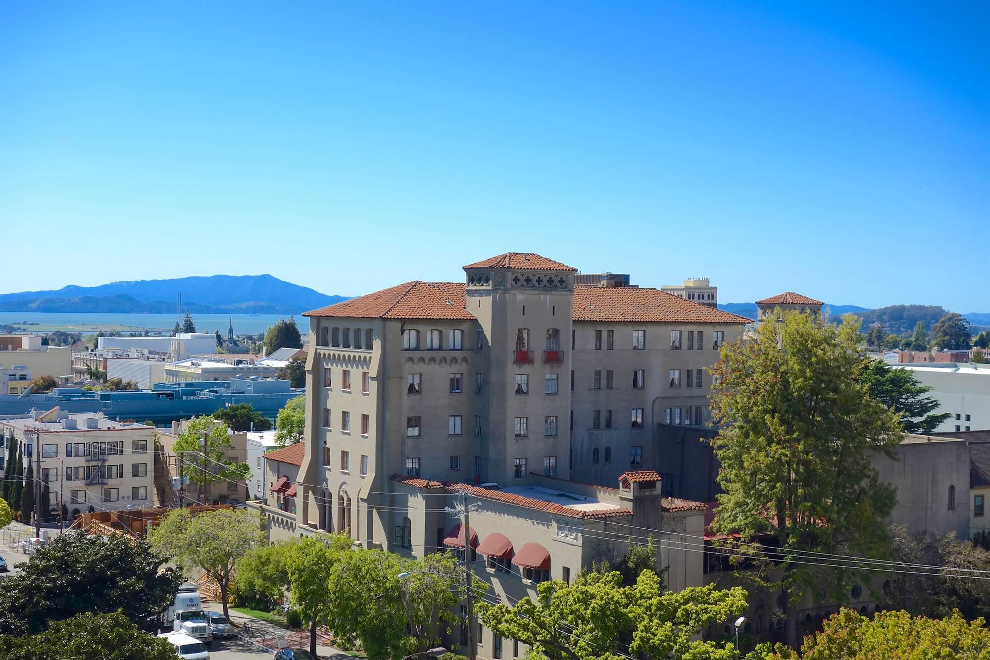 Berkeley City Club exterior