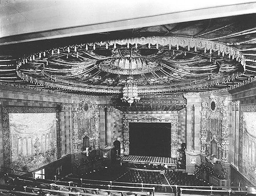 Stage, Architecture, Building