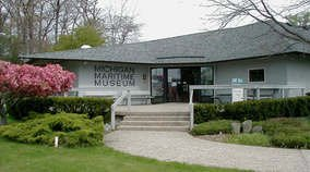The Michigan Maritime Museum preserves and promotes Great Lakes maritime history with an emphasis on Michigan's maritime past.