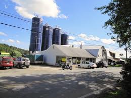 Manning's main dairy farm in Dalton