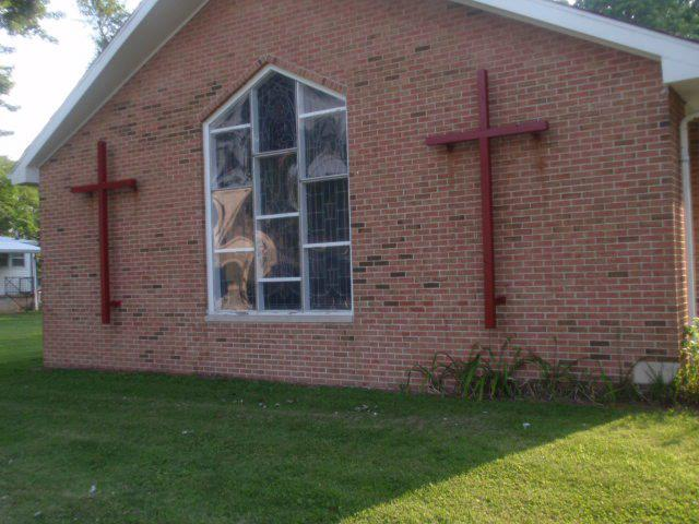 Bethel African Methodist Episcopal Church in Jacksonville, IL.