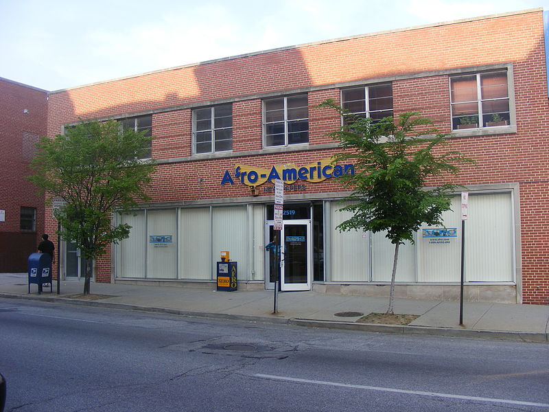 The Afro-American Baltimore Headquarters