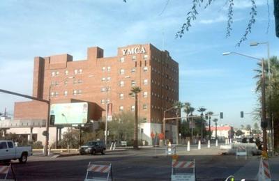 The YMCA housing unit