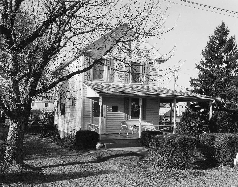 Charles Drew's home in Arlington, VA.