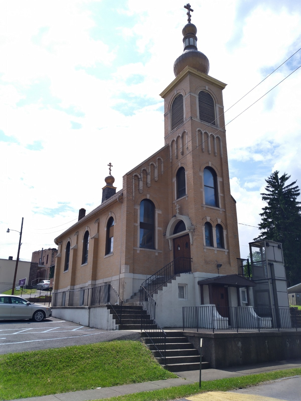 St. Mary's Orthodox Church, 2020