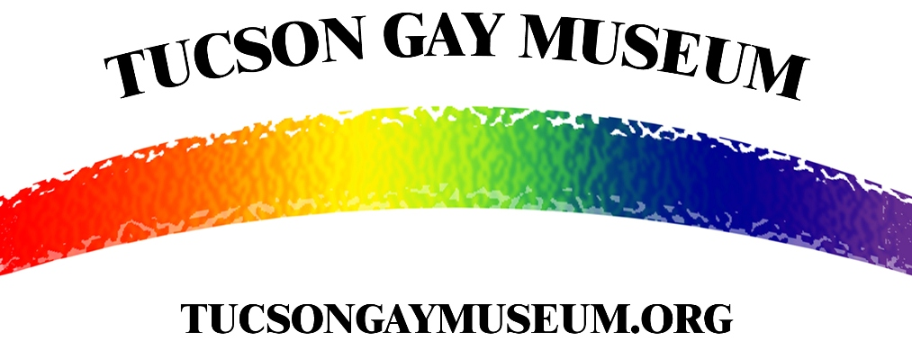 Tucson Gay Museum Banner