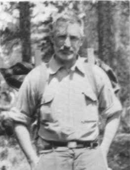 Ray Zillmer.  Photo from the Canadian Alpine Journal, 1938.